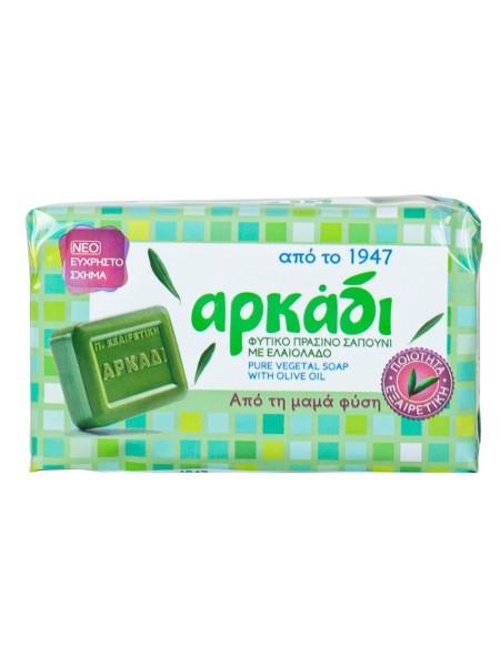 Αρκάδι πράσινο σαπούνι 150gr