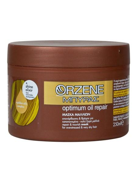 Orzene optum golden oil repair μάσκα μαλλιών 250ml