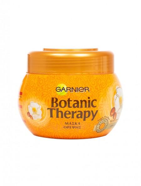 Garnier argan oil & camel botanic μάσκα μαλλιών 300ml