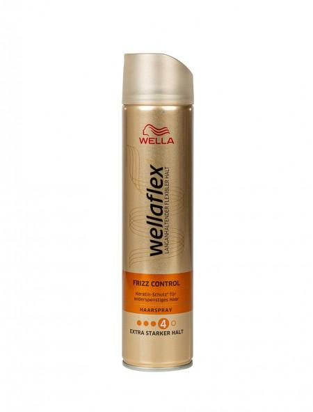 Wellaflex N.4 λακ μαλλιών 250ml