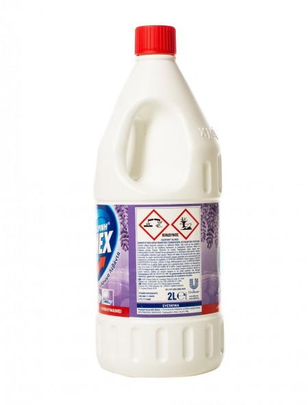 Klinex χλωρίνη λεβάντα 2L