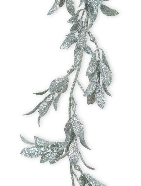Διακοσμητική γιρλάντα φύλλα