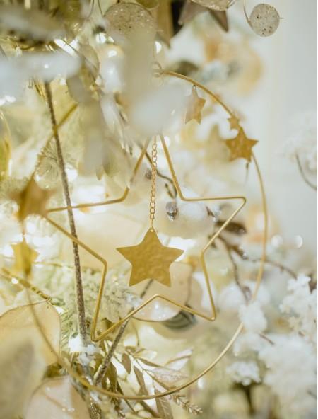 Διακοσμητικό κρεμαστό με αστέρια