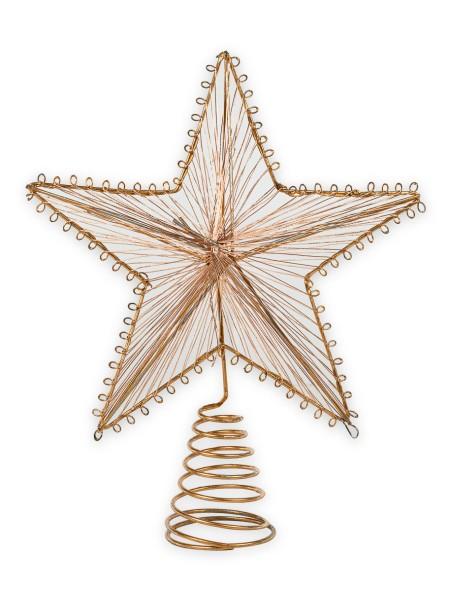 Αστέρι κορυφής χριστουγεννιάτικου δέντρου