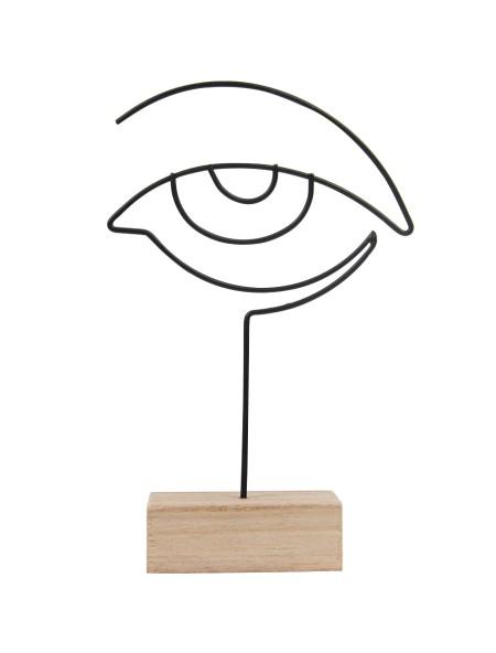 Διακοσμητικό μάτι σε βάση