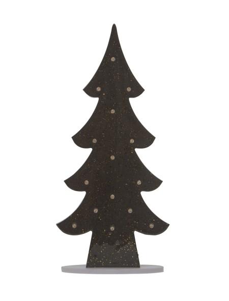 Διακοσμητικό δέντρο με LED σε βάση