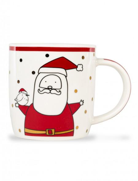 Κούπα πορσελάνης Santa Claus