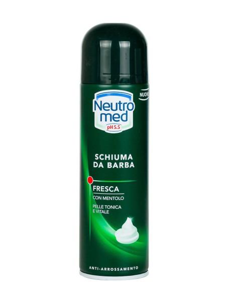 Neutro Med fresh αφρός ξυρίσματος 300ml
