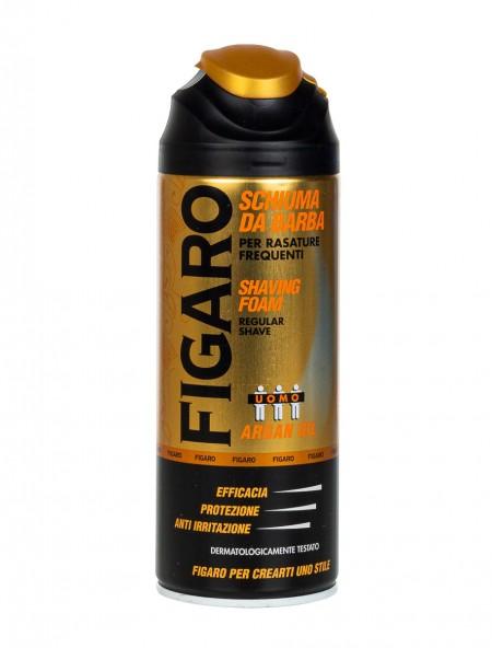 Figaro argan oil αφρός ξυρίσματος 400ml