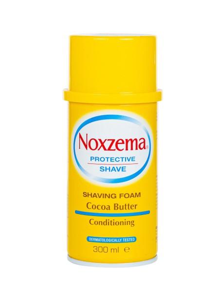 Noxzema αφρός ξυρίσματος cocoa butter 300ml
