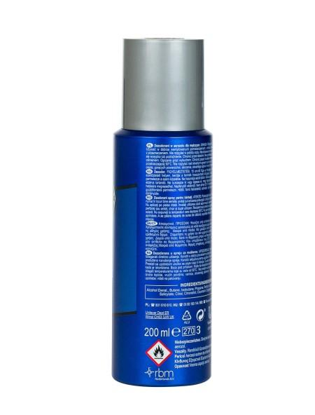 Brut spray oceans αποσμητικό 200ml
