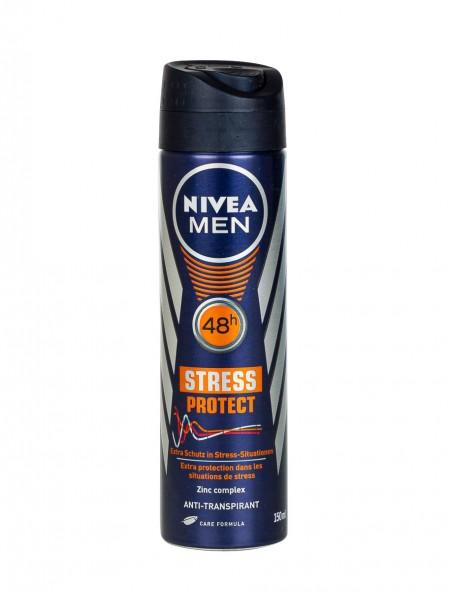 Nivea spray men stress protect αποσμητικό 150ml