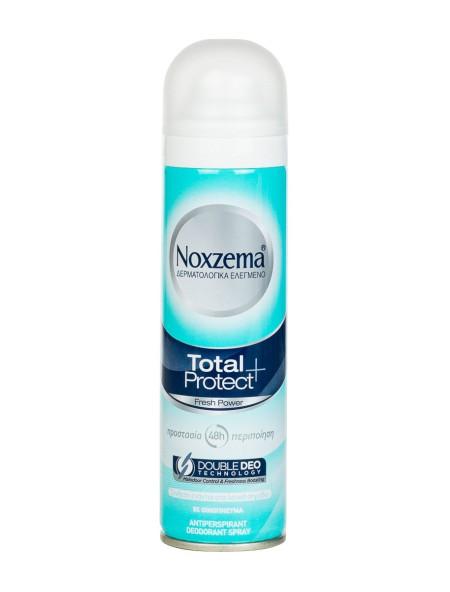 Noxzema spray total protect fresh power αποσμητικό 150ml