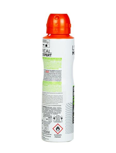 L'oreal spray shirt protect αποσμητικό 150ml