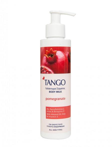 Tango γαλάκτωμα σώματος με ρόδι 250ml