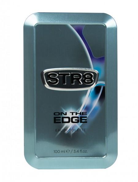 Str8 on the edge eau de toilette 100ml