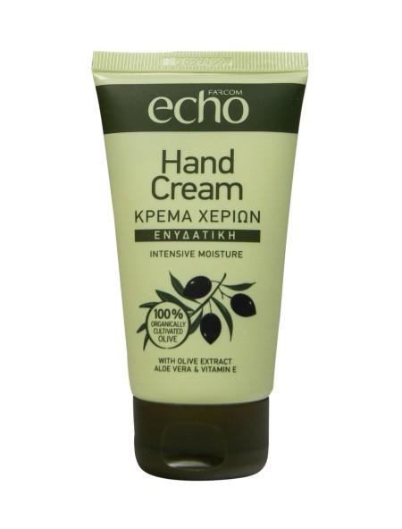 Farcom Echo olive κρέμα χεριών 75ml