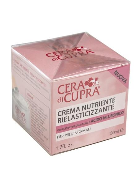 Cera di cupra κρέμα προσώπου για θρέψη και ελαστικότητα 50ml