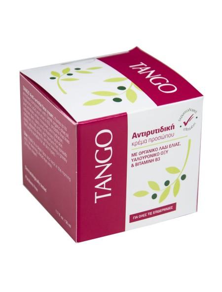 Tango αντιρυτιδική κρέμα προσώπου 50ml