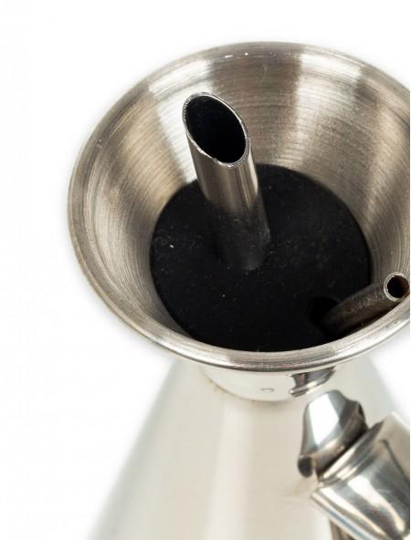 Δοχείο ανοξείδωτο για λάδι 250ml