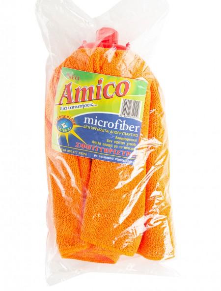 Amico microfiber σφουγγαρίστρα