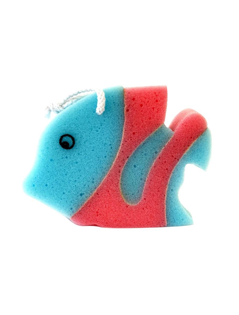 Σφουγγάρι μπάνιου ψάρι