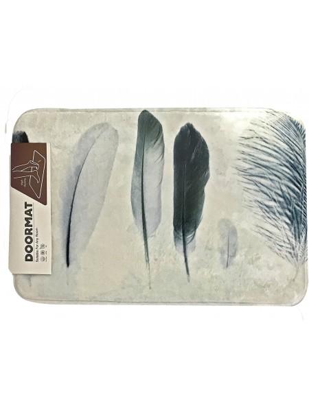 Χαλάκι μπάνιου Foam feathers