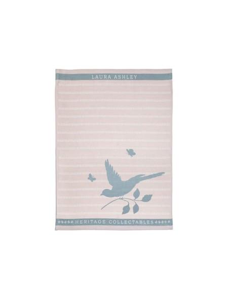 Πετσέτα κουζίνας Bird Blush Laura Ashley