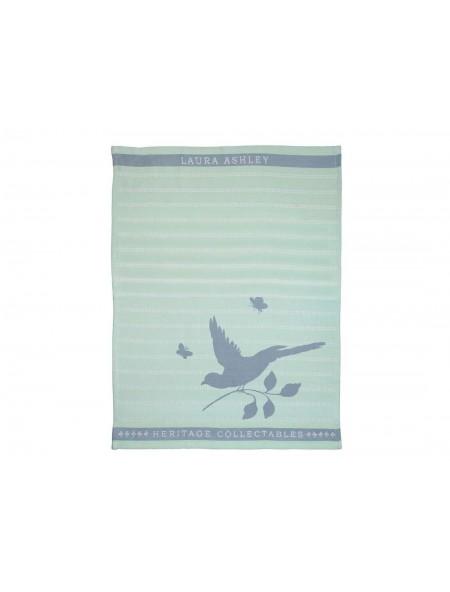 Πετσέτα κουζίνας Bird Mint Laura Ashley