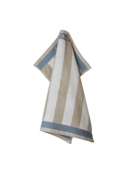 Πετσέτα κουζίνας Stripes Beige Laura Ashley