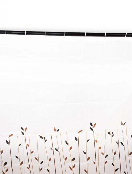 Κουρτίνα μπάνιου pacific με κλαδιά