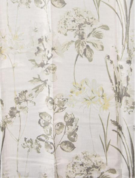 Κουρτίνα μπάνιου pacific με λουλούδια