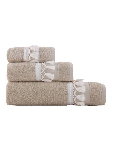 Πετσέτες σετ 3 τεμαχίων Isolin NEF NEF