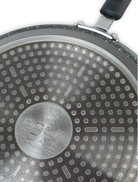 Τηγάνι αντικολλητικό κρεπιέρα Cookstone 24cm