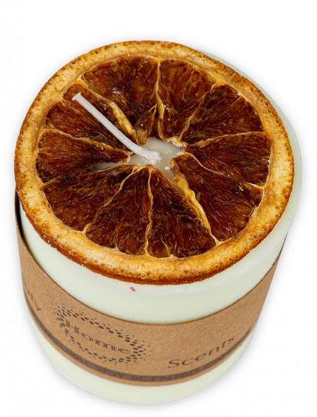 Αρωματικό κερί Orange