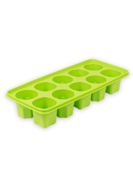 Παγοθήκη πλαστική 10 θέσεων