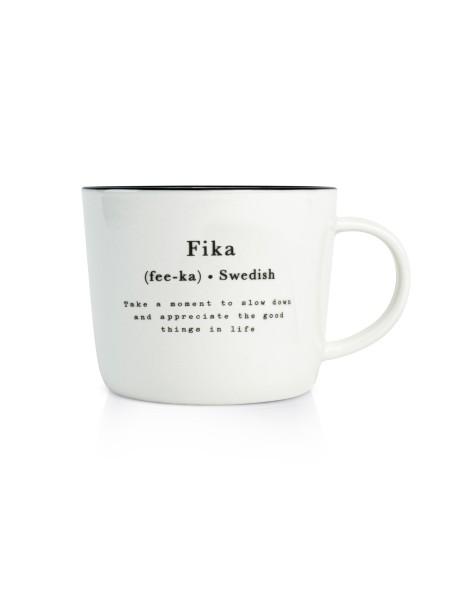 Κούπα πορσελάνης Fika Dutch Rose