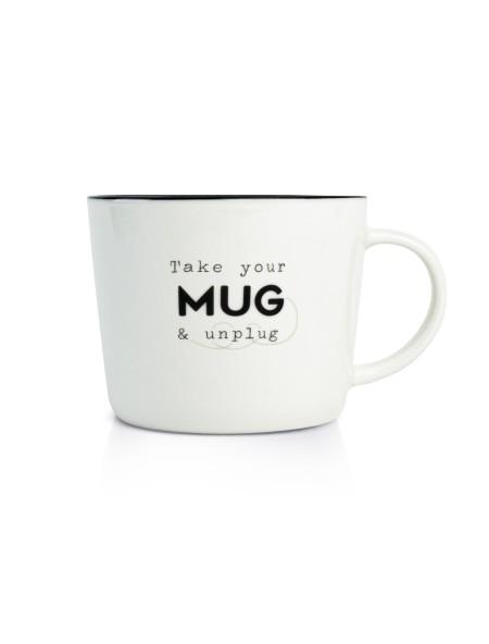 Κούπα πορσελάνης Mug Dutch Rose