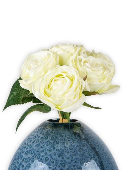 Διακοσμητικό μπουκέτο με τριαντάφυλλα