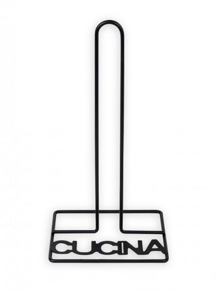 Βάση για ρολό κουζίνας μεταλλική Cucina