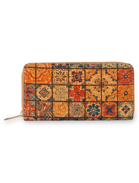 Πορτοφόλι από φελλό Mosaic