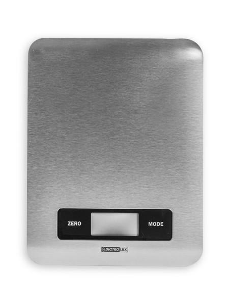 Ζυγαριά κουζίνας ηλεκτρονική inox