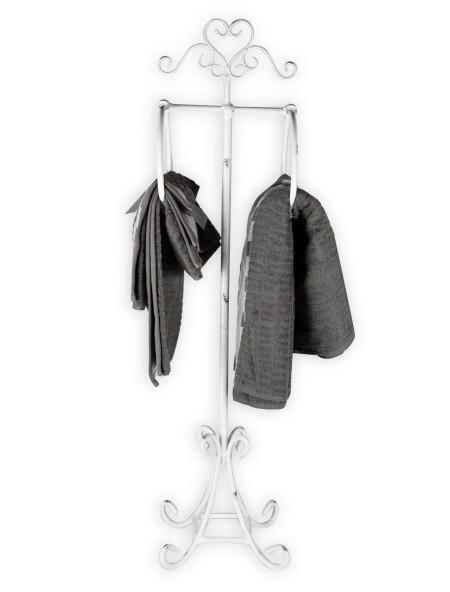 Επιδαπέδια κρεμάστρα για πετσέτες με κρίκους Vintage