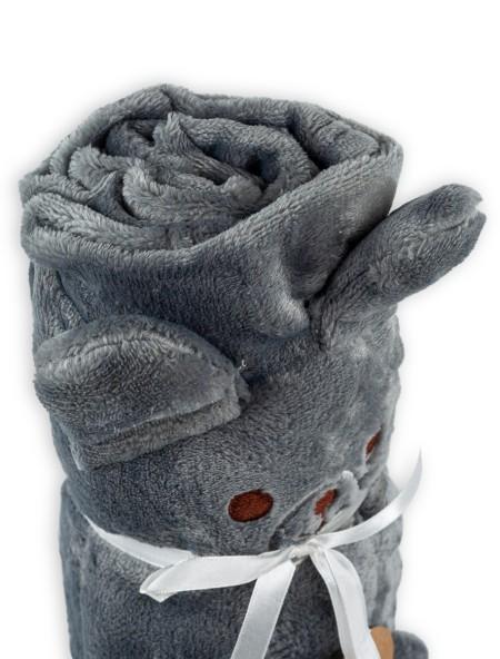 Βρεφική κουβέρτα fleece Mouse