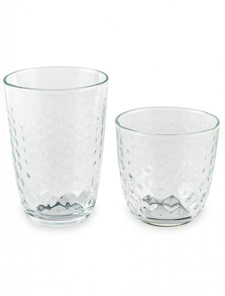 Ποτήρι νερού Glit σετ 6 τεμαχίων