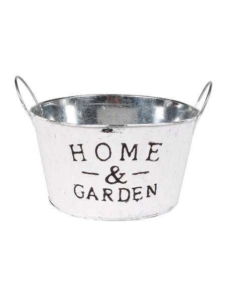 Κασπώ μεταλλικό Home & Garden στρογγυλό