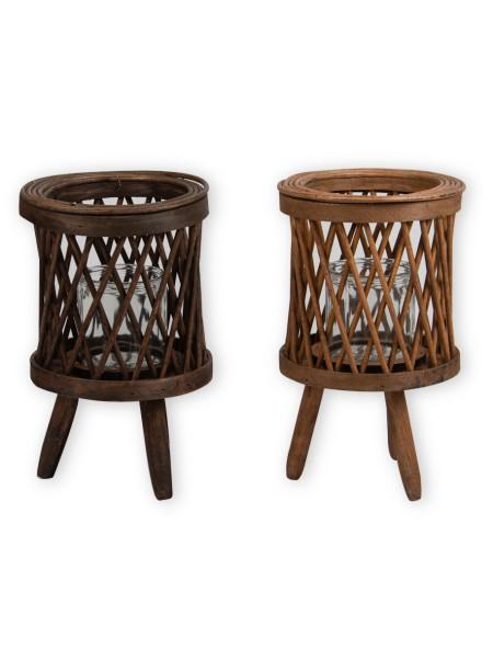 Φανάρι από bamboo με πόδια