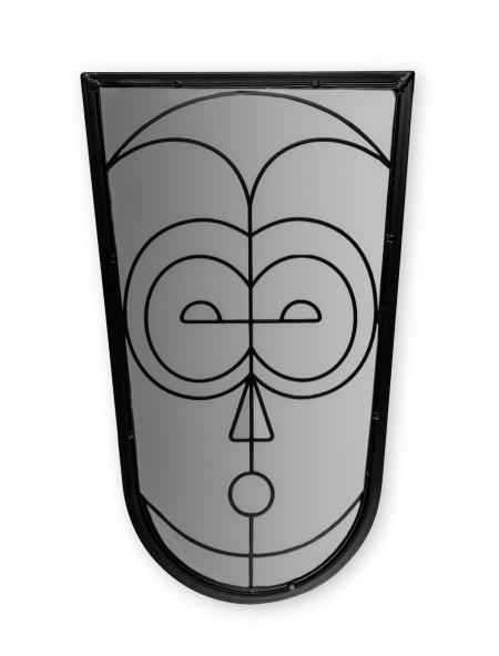 Καθρέφτης με σχέδιο πρόσωπο