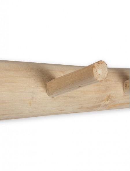 Κρεμάστρα ξύλινη 3 θέσεων