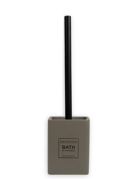 Πιγκάλ - σκουπάκι τουαλέτας κεραμικό Bath